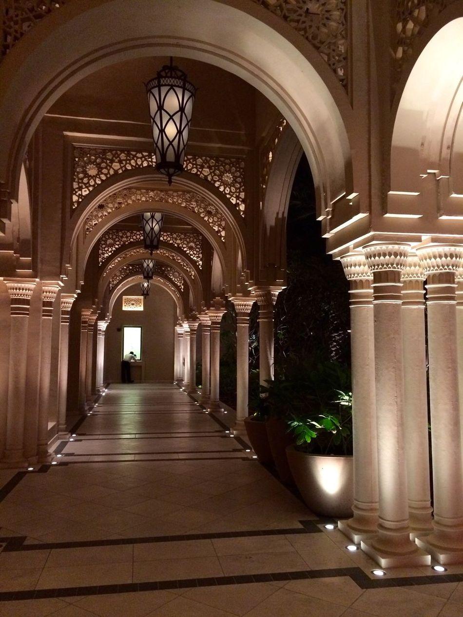 Dubai Oriental Arabic Architecture Modern Tradition Romantic Middle East Jumeirah Love EyeEm Best Shots Showcase: January