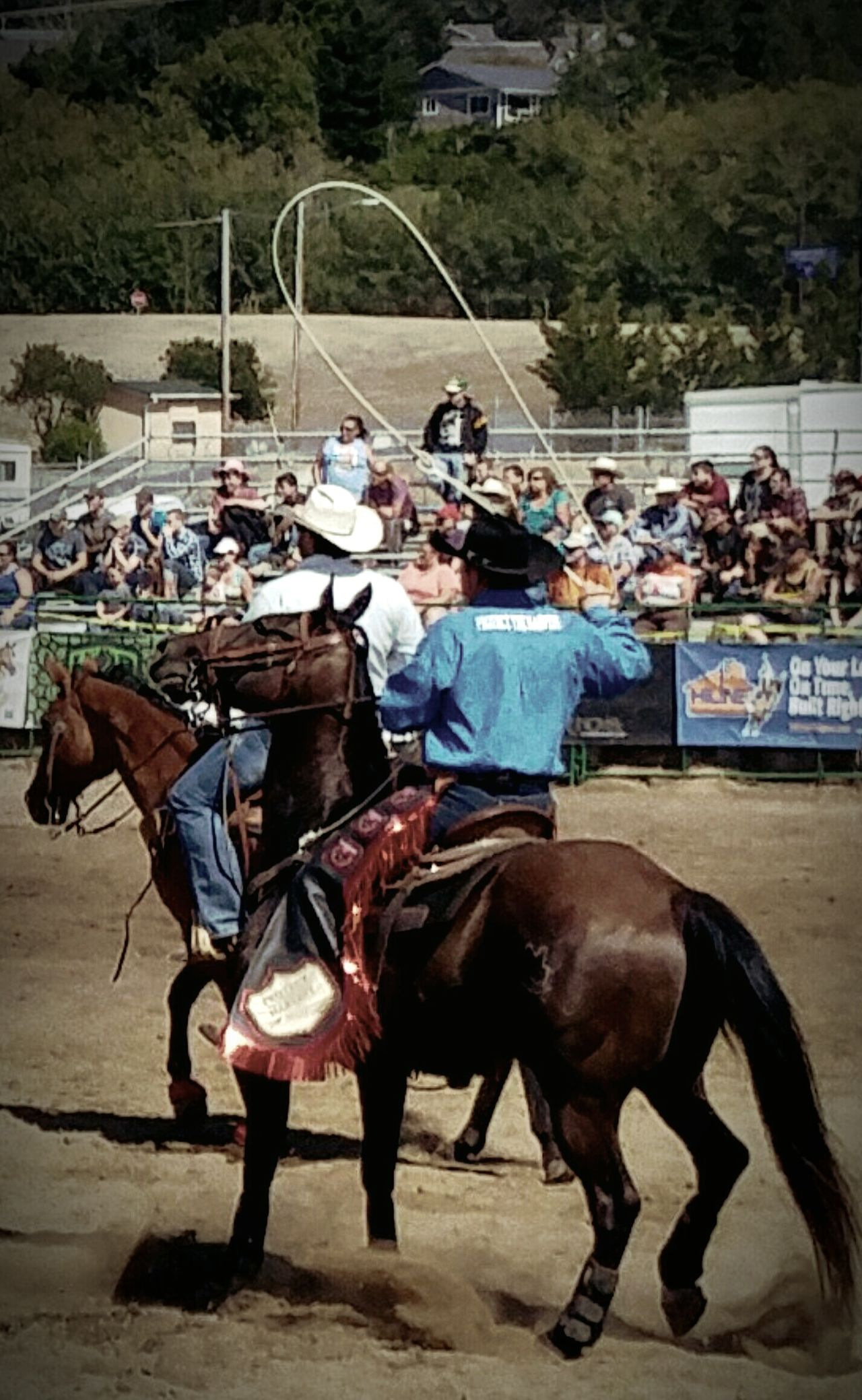 Ready to rope the bull... AndroidPhotography Newport Oregon Lincoln County Fair Rodeo ❤ ToolWiz Photos Photo Editor My Photo Album ♡ My Artwork 🌹