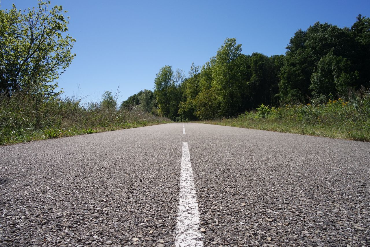 Beautiful stock photos of schnurrbart,  Clear Sky,  Day,  Empty Road,  Field
