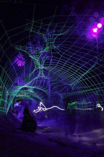 Night Ozora Festival UV Lights Pshycodelic First Eyeem Photo