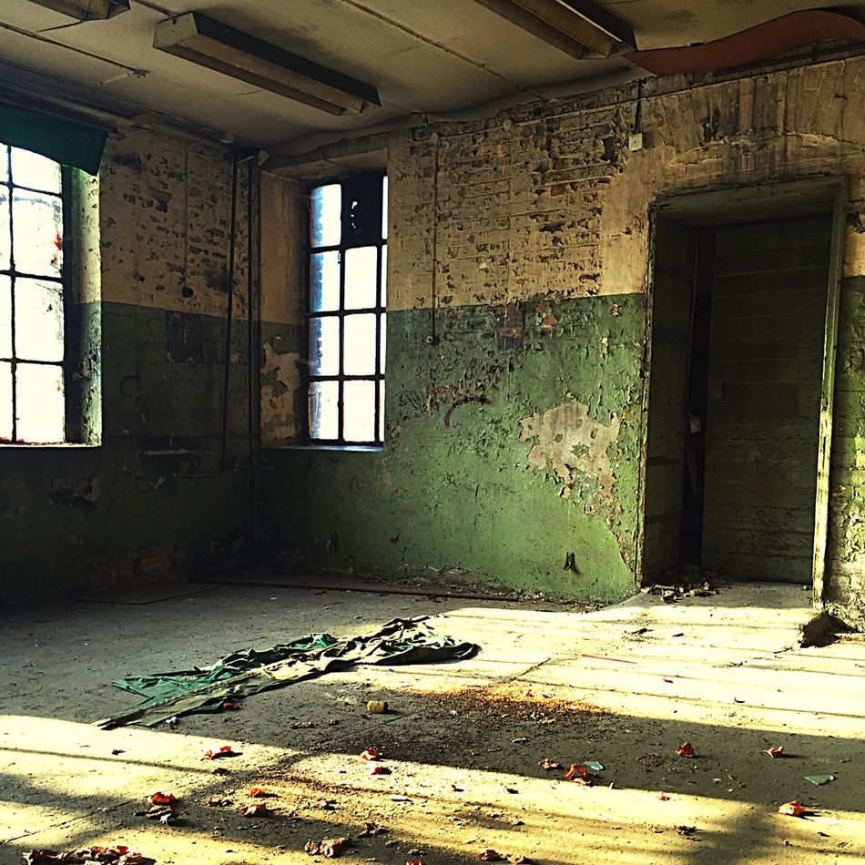 Abandoned Buildings Abandoned Places Light And Shadow