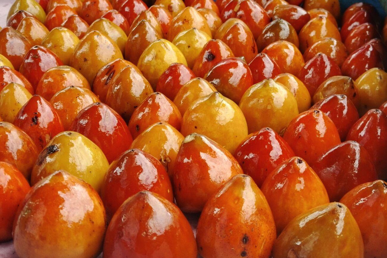 Vegetables Food Market Healthy Eating Freshness Streetfood Veropeso Belém Para Brazil