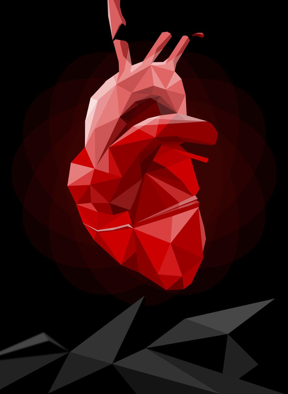 heart Heart Heart Attack Heartbeat Heartbeat Moments Illustartion Illustrated Heart Love Organic Heart