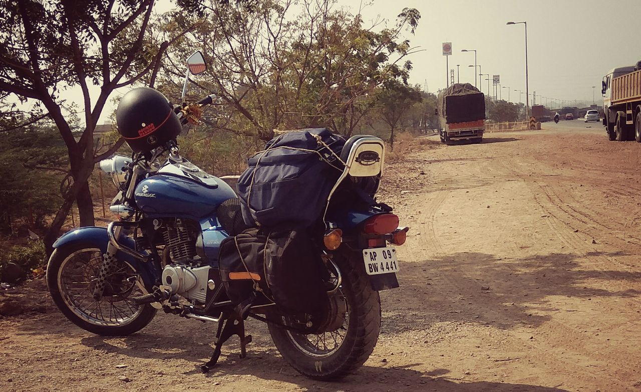 Lieblingsteil Motorcycle Crash Helmet Vacations No People Travel Destinations Bike Ride Biker Biketour Bike Trip
