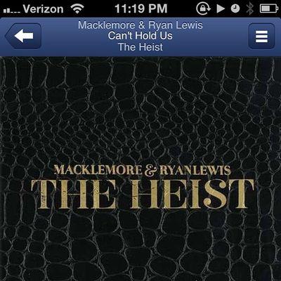 Macklemore Obsessed Theheist Cantholdus amazingloveit!!
