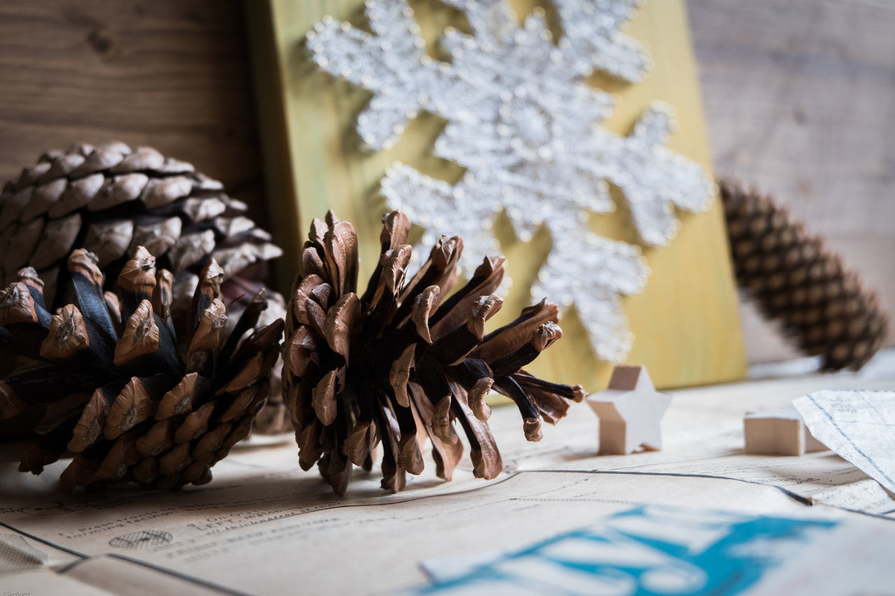 Beautiful stock photos of schneeflocken,  Art,  Art And Craft,  Brown,  Christmas