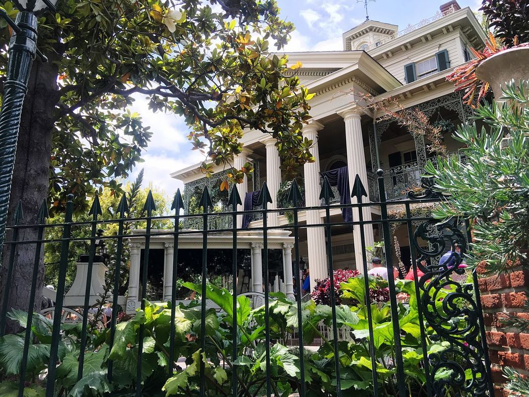Disneyland Anaheim Vacation Hauntedmansion