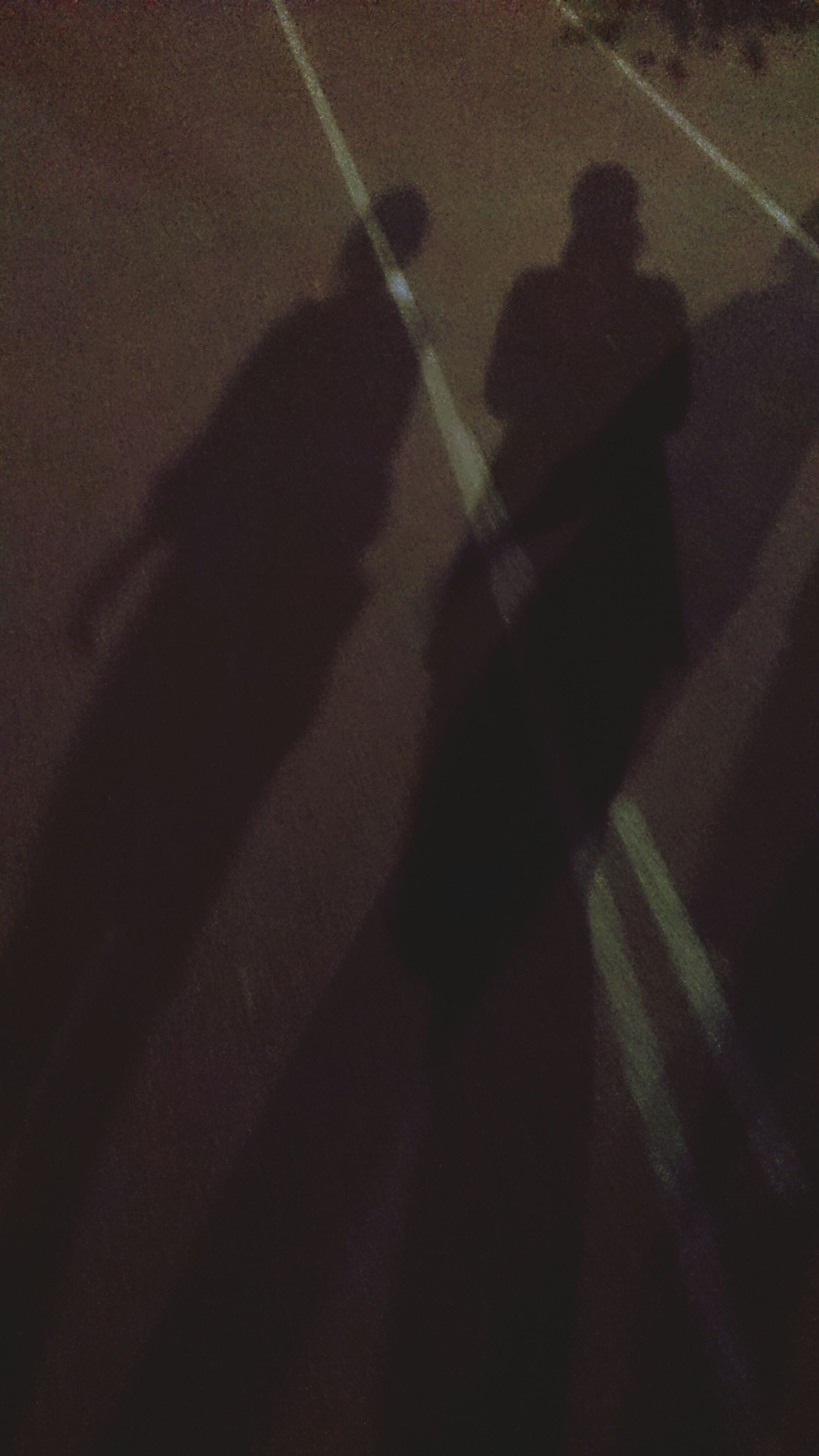 shadow, lifestyles, silhouette, high angle view, men, street, sunlight, leisure activity, focus on shadow, night, unrecognizable person, transportation, outdoors, road, person, walking, outline