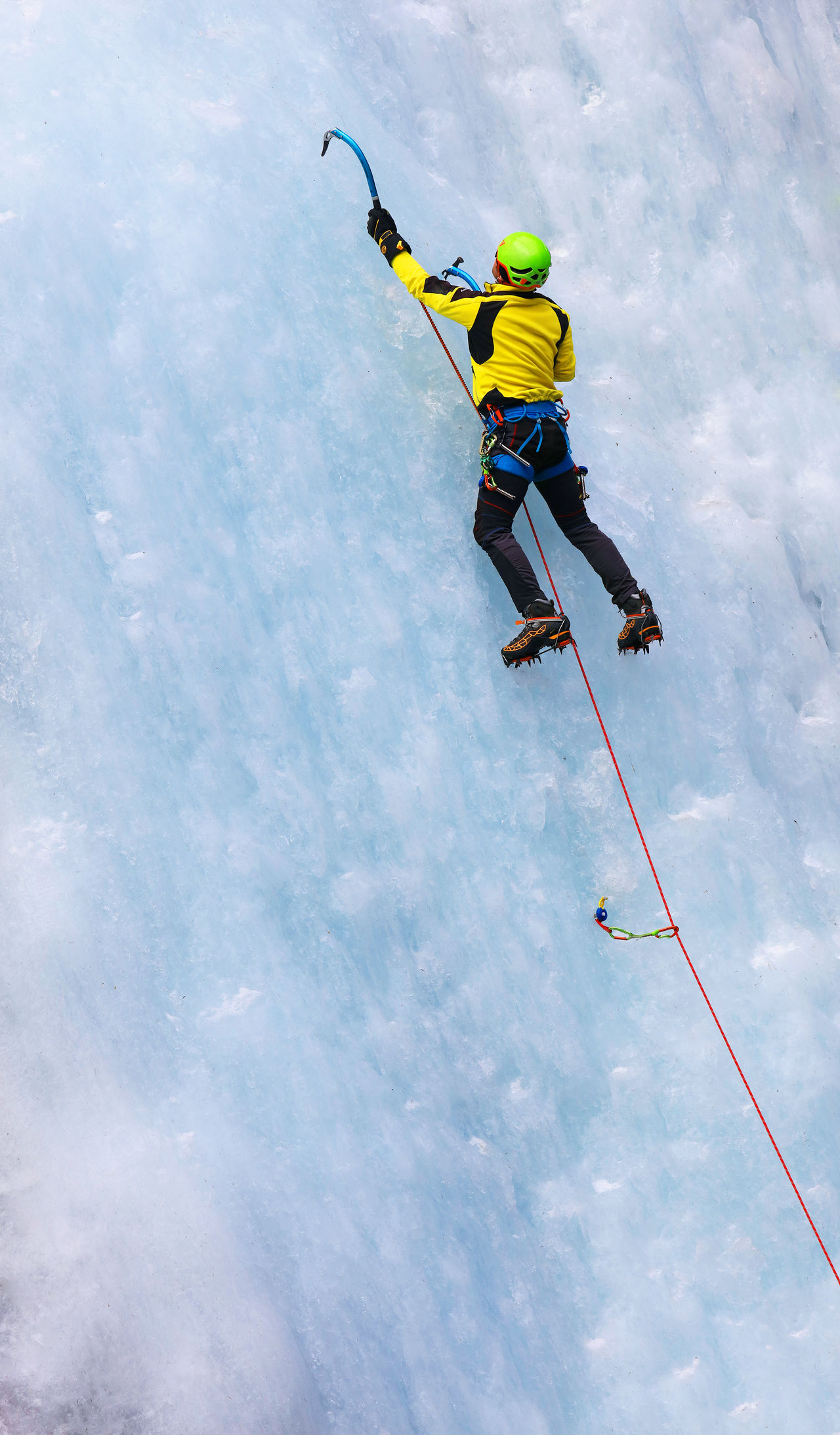 Adrenaline Adrenaline Junkie Equipment Extreme Extreme Sports Ice Axe Ice Climber Ice Climbing Sport Sports Photography Vertical