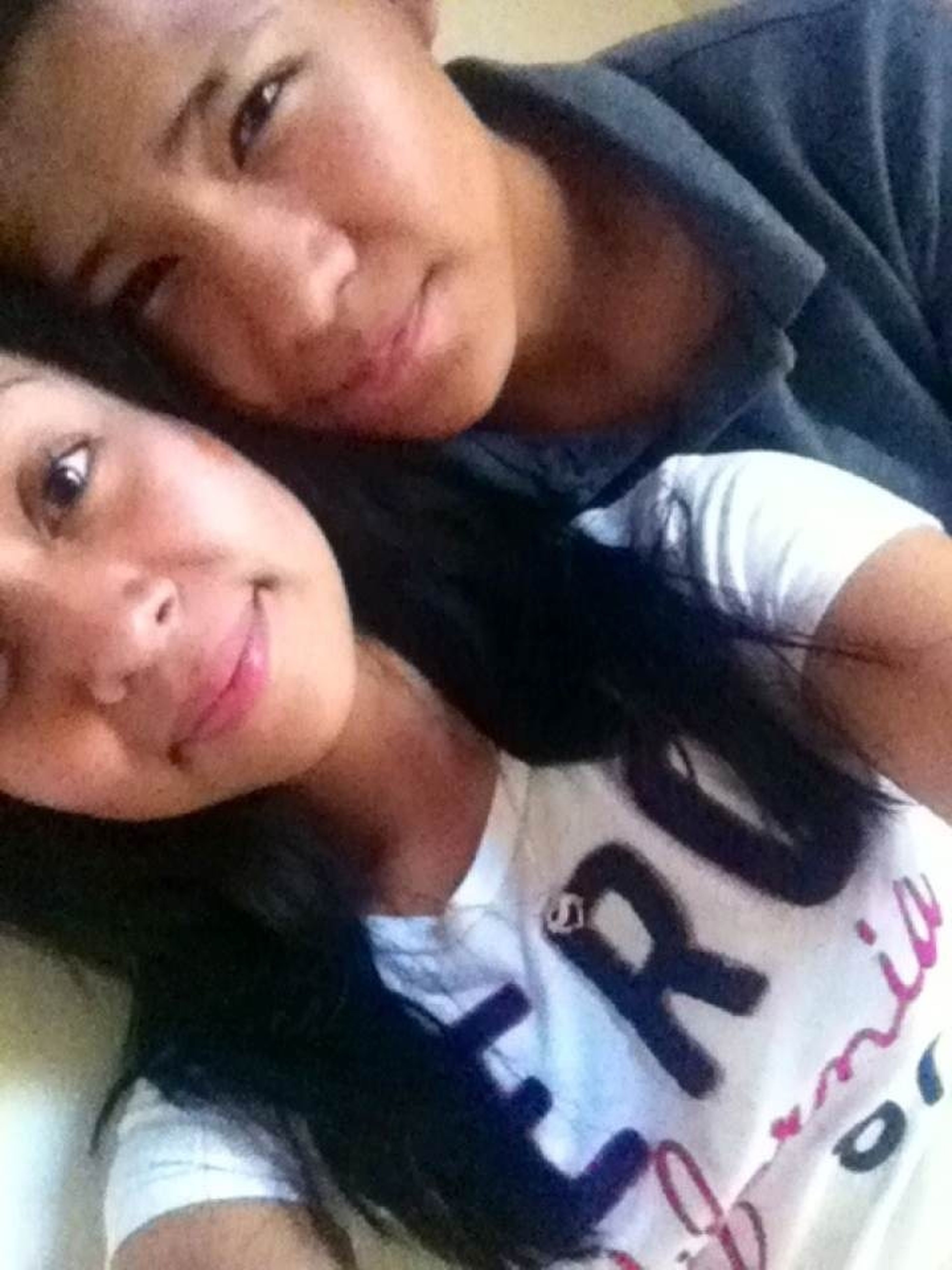 My Babiie & I The other Day