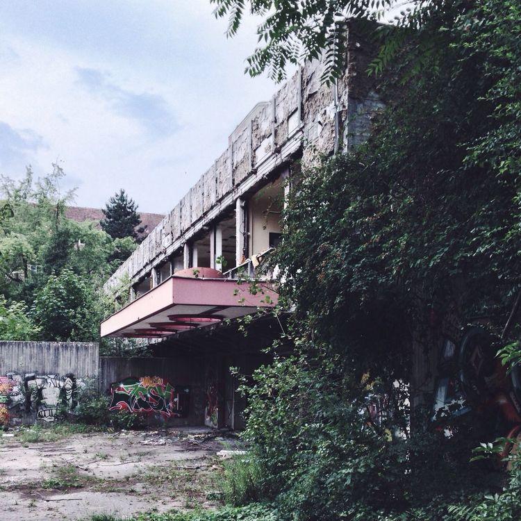Abandoned Places Abandoned Hospital Decay