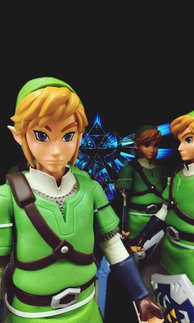 Legend of Zelda Action Figures Toys Loz Legend Of Zelda Check This Out Taking Photos My Photo Photoshop Edit Editing Photos Fun Artistic Photoshop Fairy