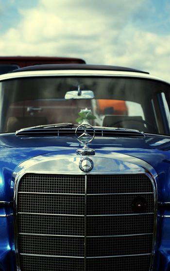 Car Cars Automobile Classic Car Classic Cars Classic Mercedes Mercedes-Benz W110 Blue
