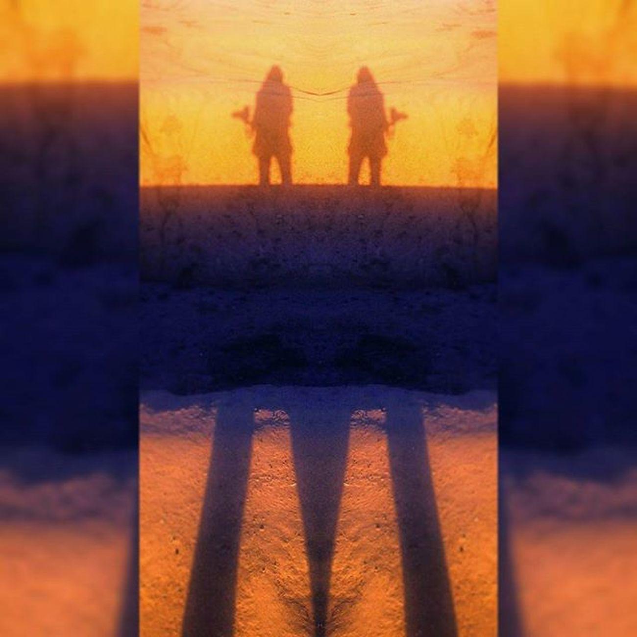 Shadow Sunset Photagrapher Torreypinesgliderport