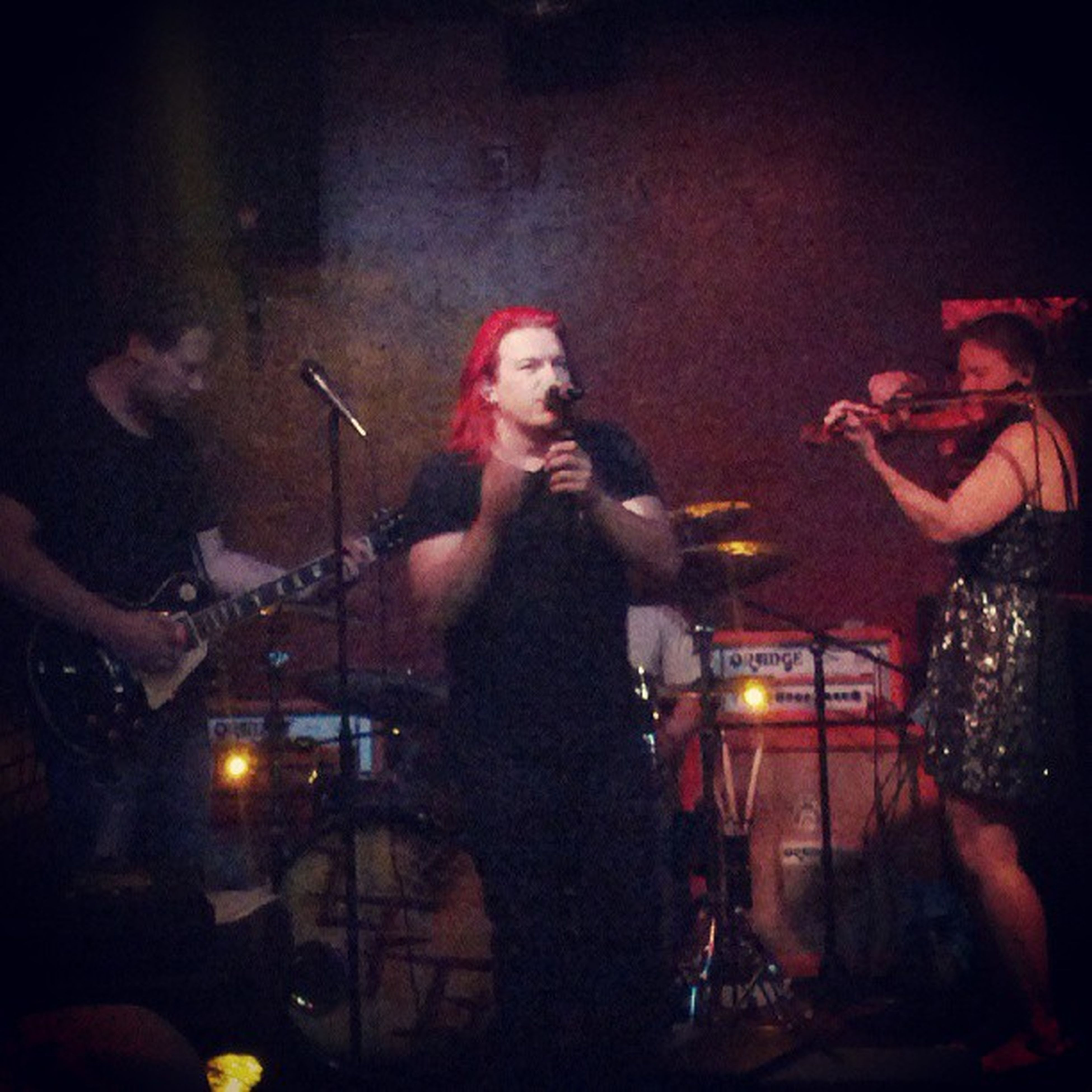 Left Foot Green live! So awesome! They are playing at the Whiskey AGoGo tonight (6/21/2013)!