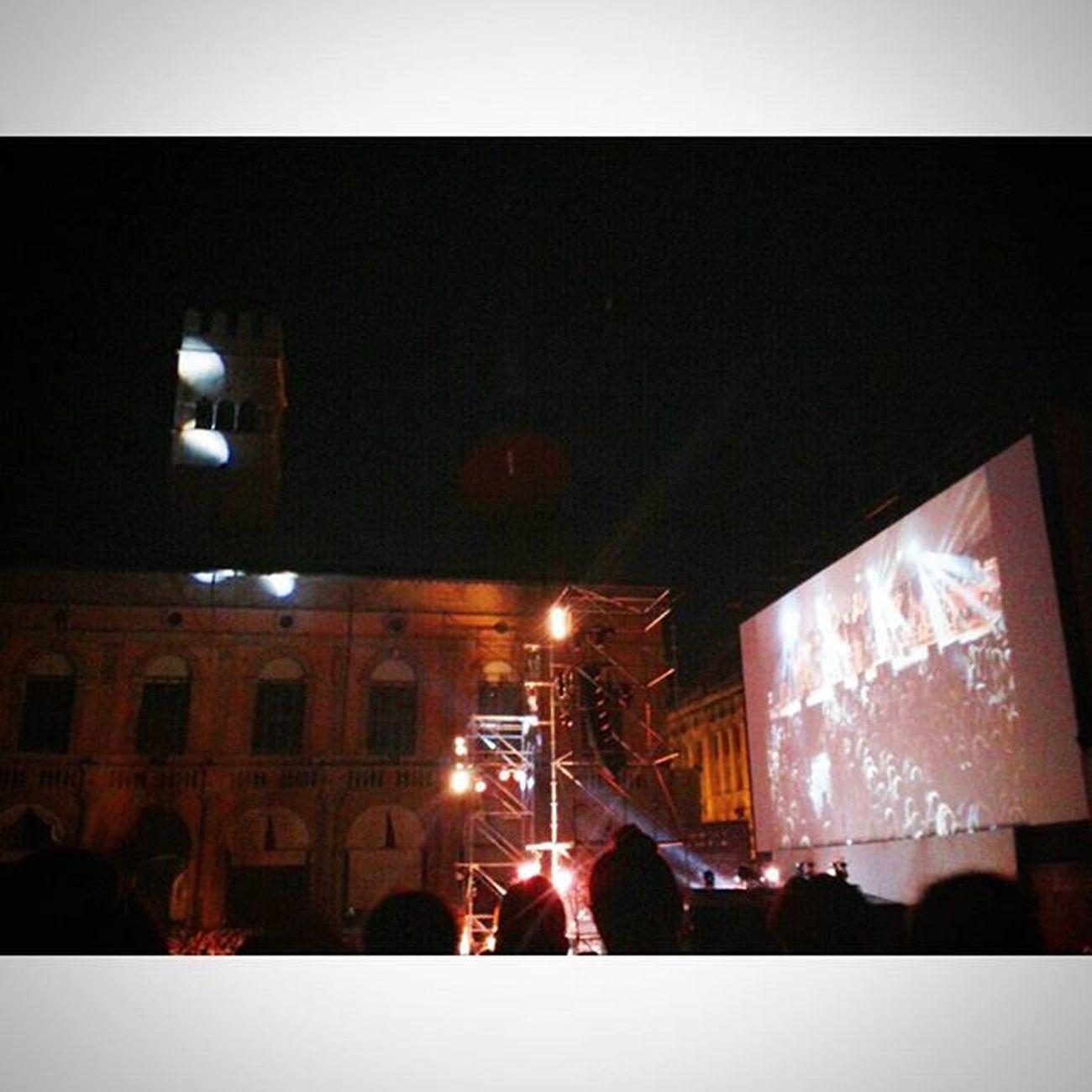Cnabologna70 Cnabologna Piazzamaggiore Igersemiliaromagna Ig_bologna Igersbologna Bologna Concerto Music Degregori