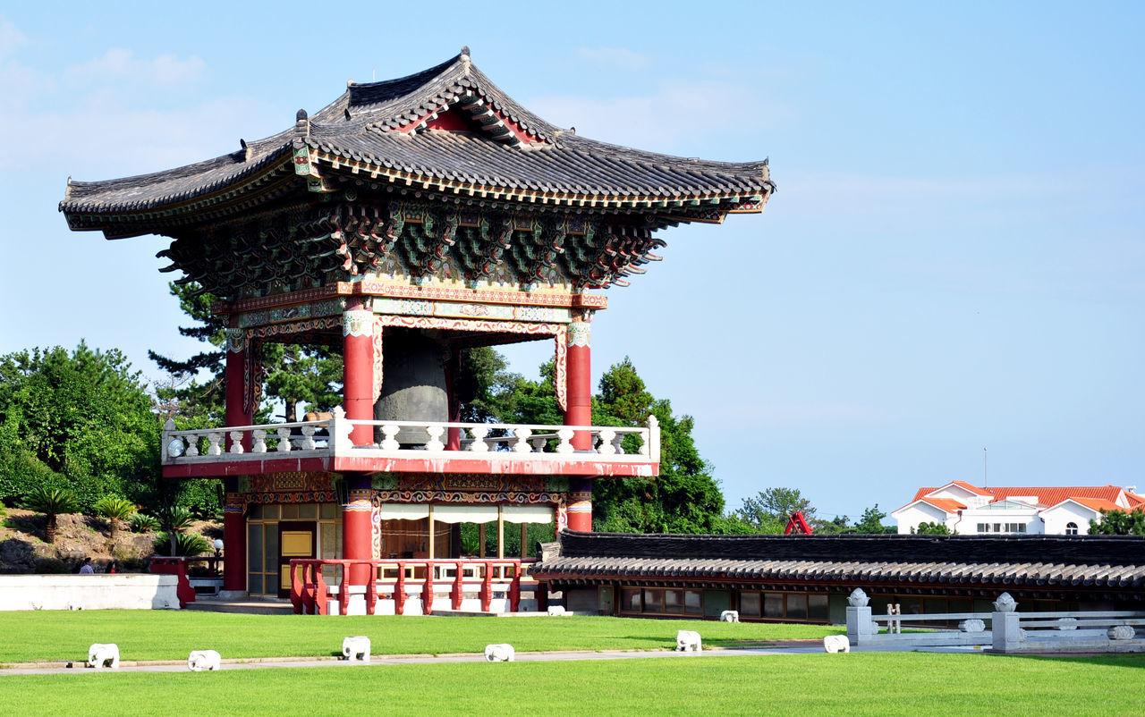 Architecture Belfry Jeju Island, Korea Religion Scenery Scenery_collection Tectonics Travel Travel Photography Travelling