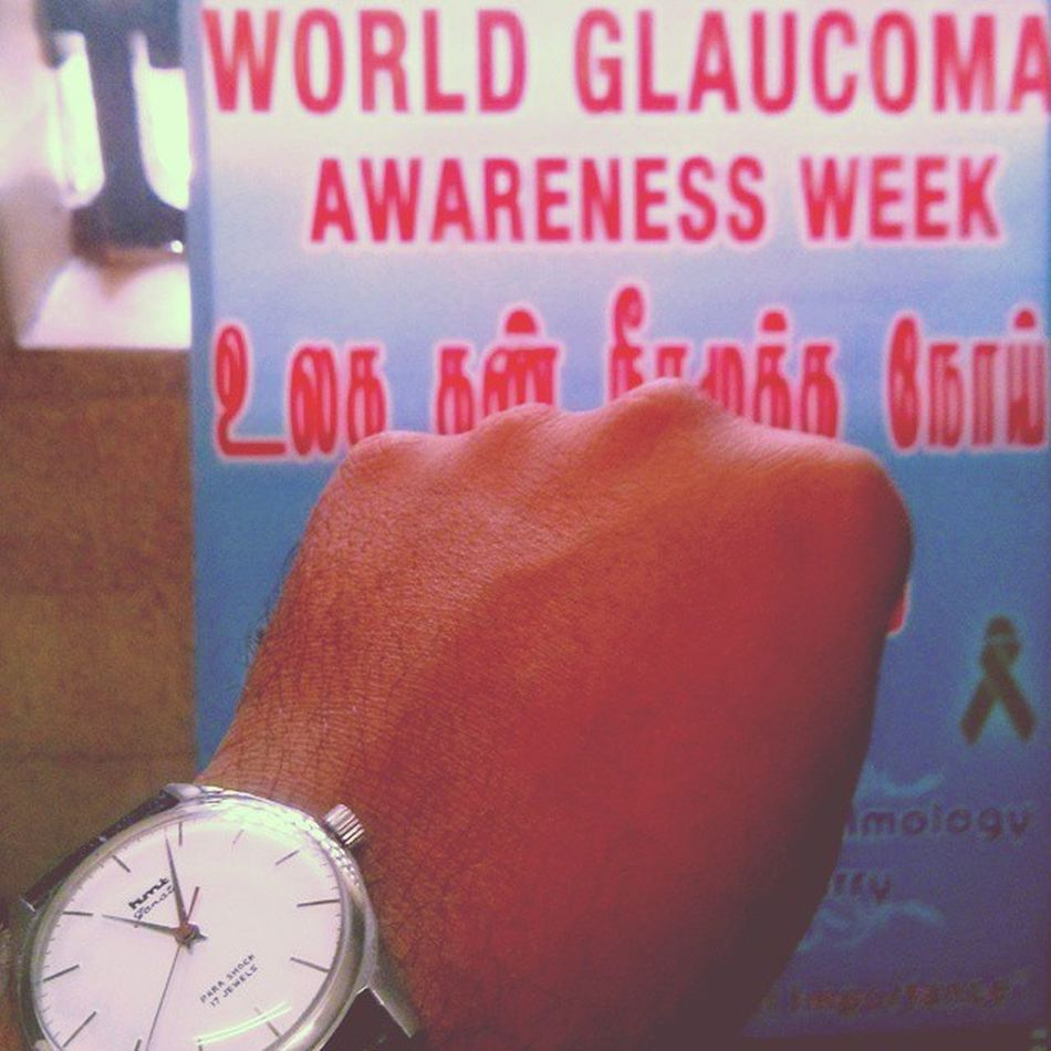 Hmtweek Hmtjanata Glaucoma Pondicherry Jipmer HMT Hmtlover Watchesofinstagram Watchporn