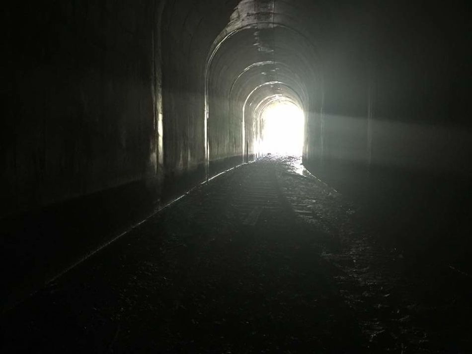 Old Railway Line Old Railway Railroad Love Railroad Tunnel Railroad Photography Things I Love Railroad Tracks Railroad Reopen Bring Back The Past Bring Back Old Times Feel The Journey