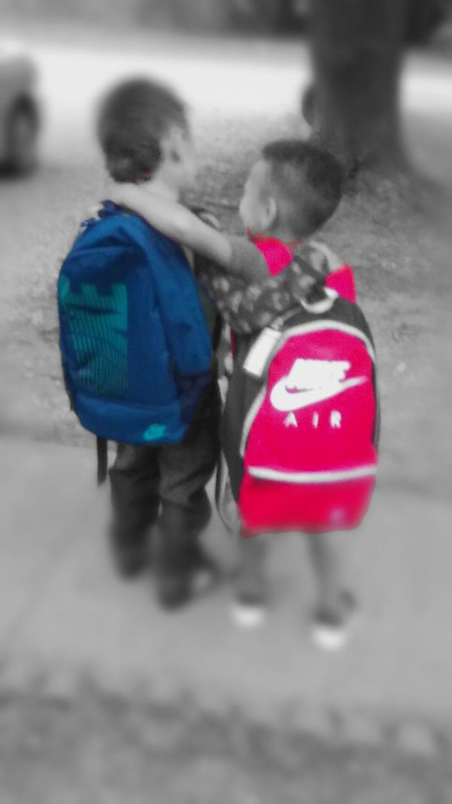 Cousins  First Day Of School Love Like Brothers Bondingtime