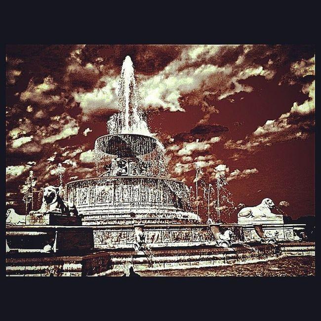 Needs A Few Cavorting Ziegfeld Girls Fountain Ornate Belle_isle Public_art