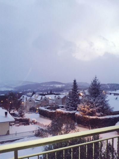 Vscocam Beautiful Snow Enjoying Life