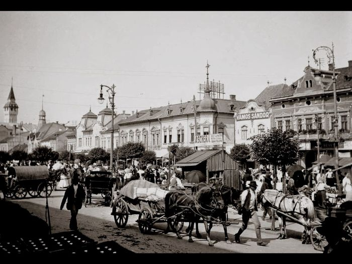 Targu Mures 1930 Vintage Photo First Eyeem Photo