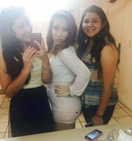 15 last night♥️🔥💃🏽 Socializing Quinceañera Quince Friends Party