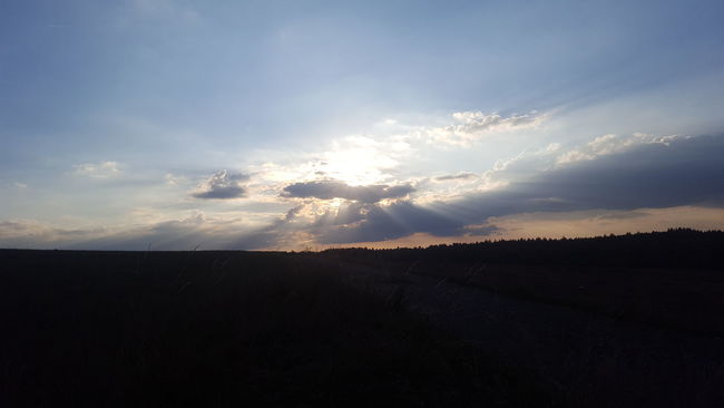 Clouds And Sky Sunshine ☀ Sunny Day Panorama Panoramic Photography Forest Fields And Sky Nature Photography Raw Raw Photography Naturelovers Nature Landscape Landscape_photography