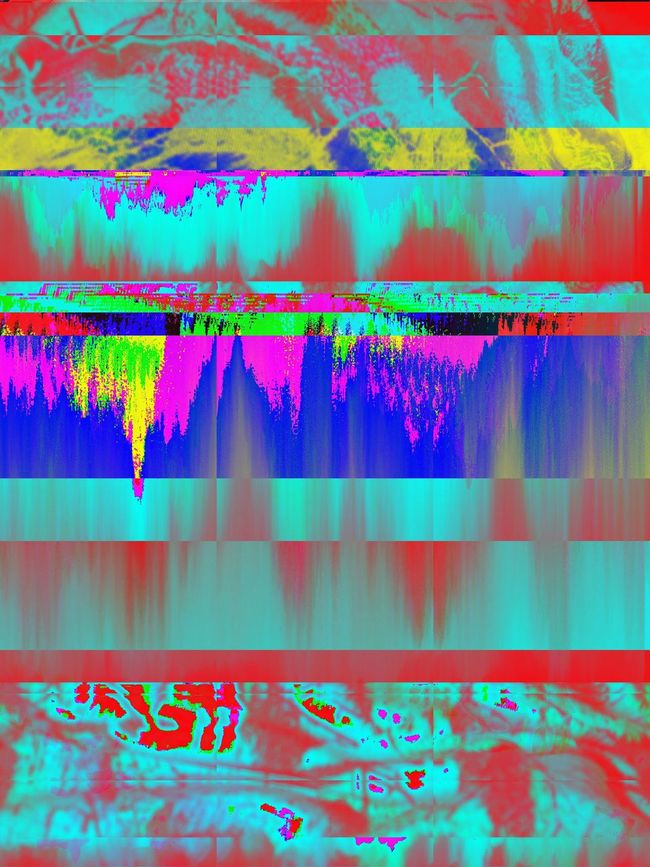 The Color Of Technology Multi Colored IPhoneArtism Abstractions In Colors Abstract