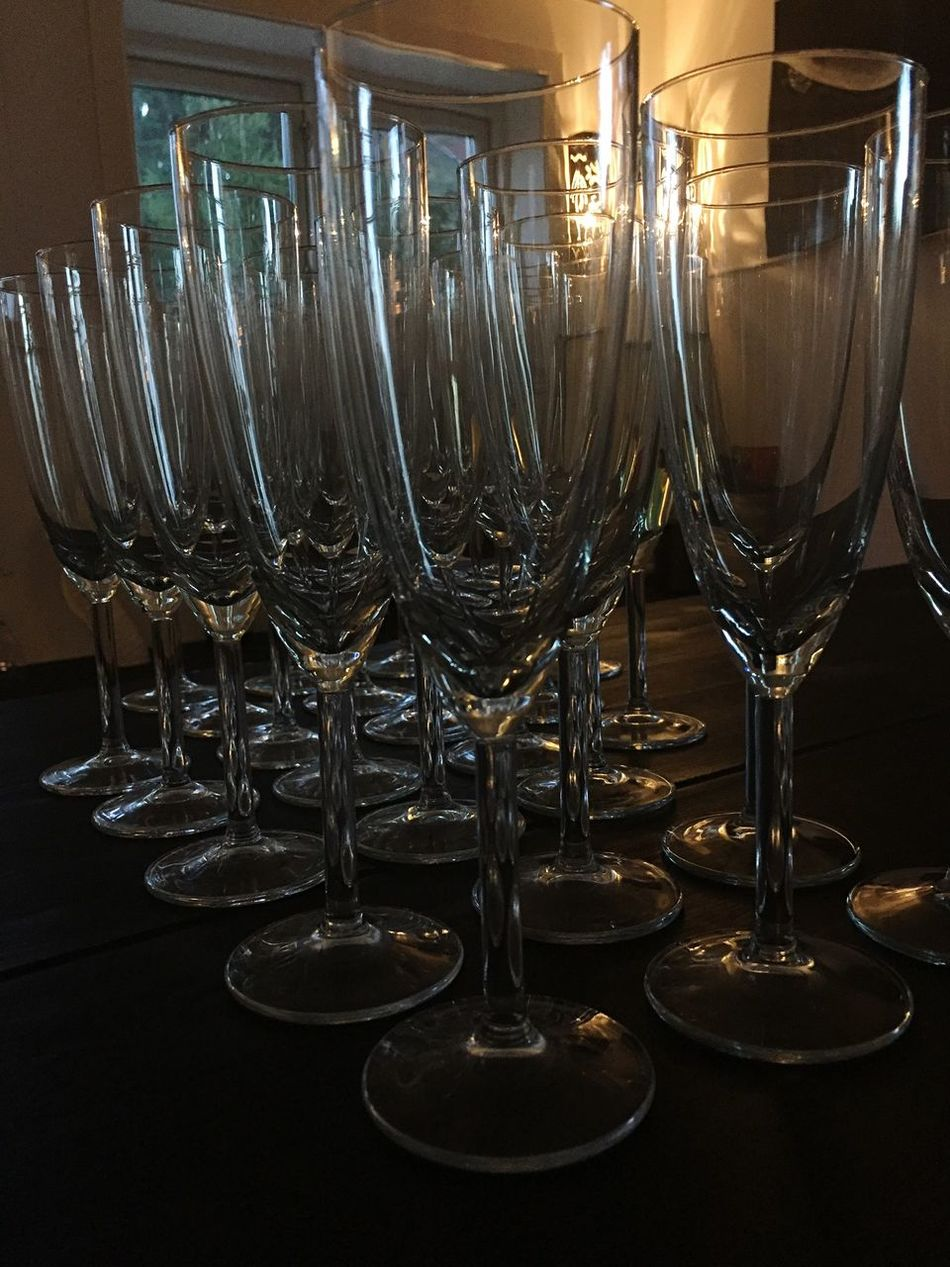 Champagne Champangne Glasses