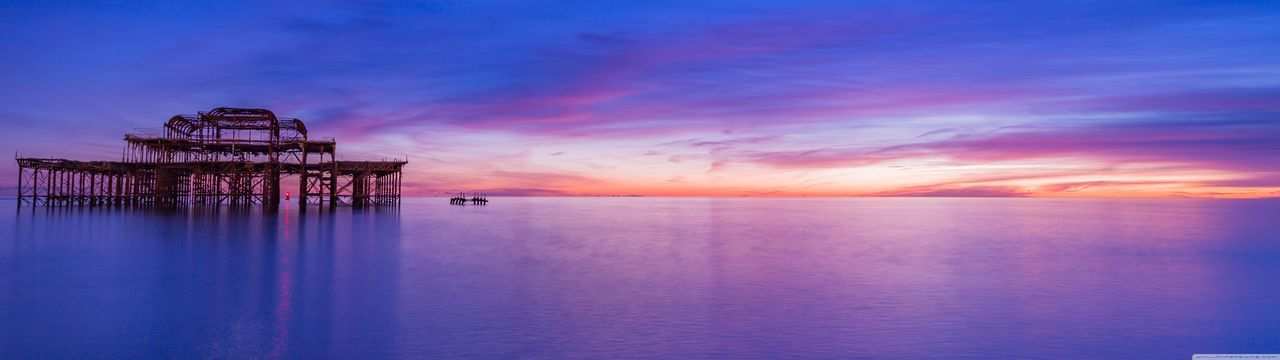sea, sunset, scenics, sky, tranquil scene, water, beauty in nature, idyllic, tranquility, nature, cloud - sky, horizon over water, built structure, outdoors, beach, architecture, dusk, waterfront, no people, day