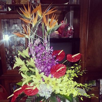 Happy Familyday Vietnam Flowers My Dad bought it for my Mom Love Family