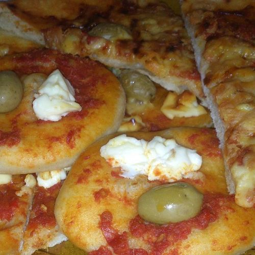 Home Piza Food بيتزا منزلية اكل ?