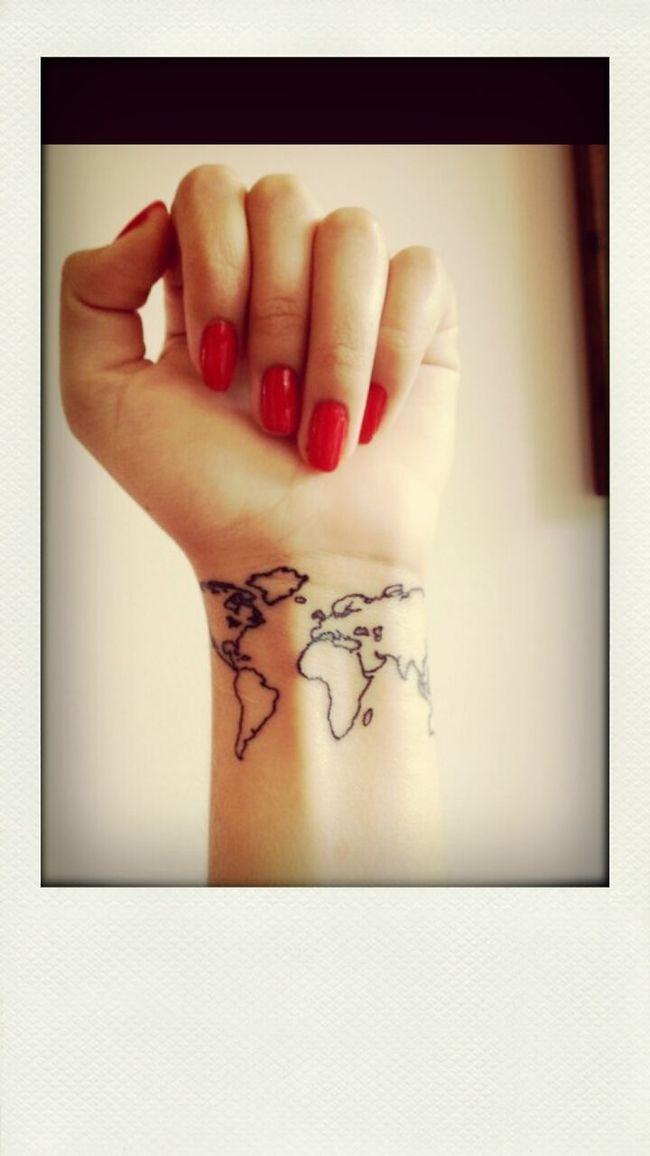 Tattoo Time Idea