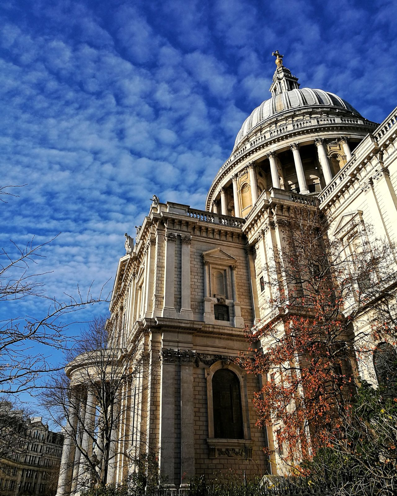 St Paul's Cathedral looking amazing! Architecture Low Angle View Sky Building Exterior Religion Outdoors Cloud - Sky Travel London