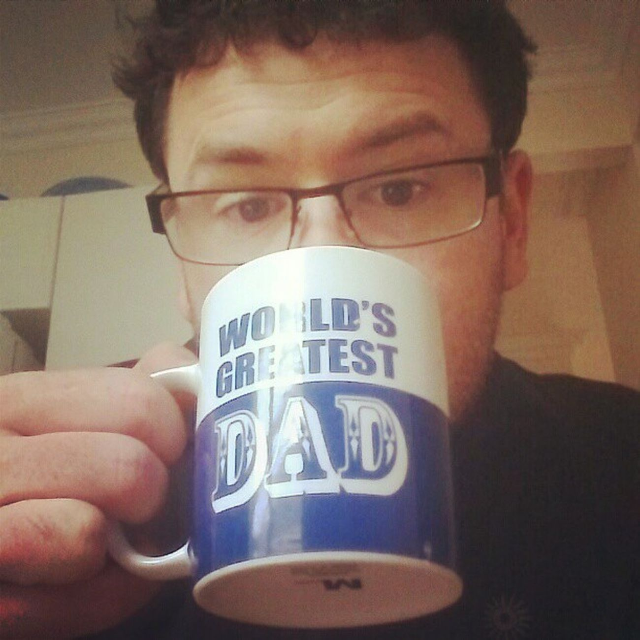 Happy Sunday fuckers,now go to your room and get off my lawn. Teambadassmug