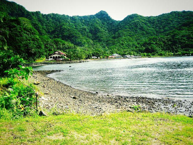 American Samoa. American Samoa Samoan Life Islandlife Polynesia Pacifika 🌺 Fishing Village Calming