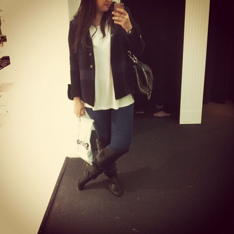 Shopping Me Ootd Ginatricot