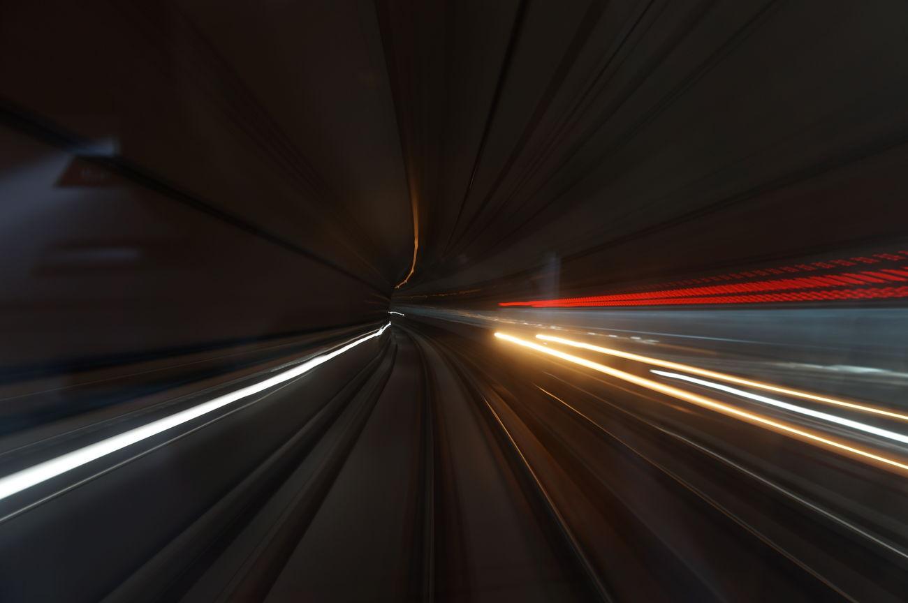 Subway Shinbundang-Line F3/1/18mm On My Way To Work