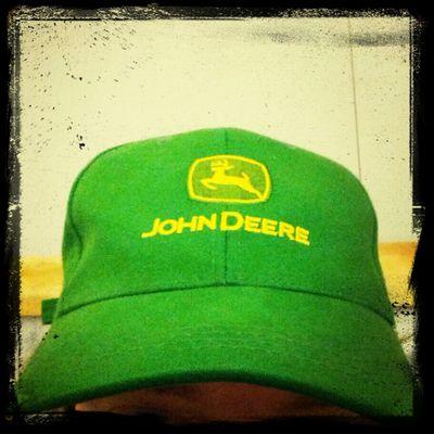 Hanging Out John Deere