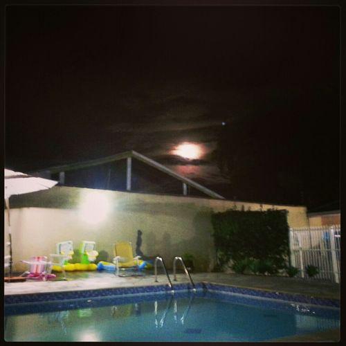 Moon At Paranaguá