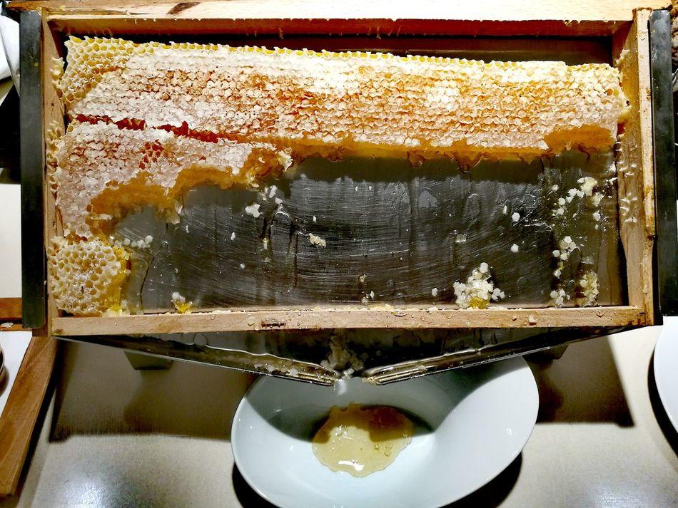 Honey Breakfast Hotel Breakfast Food Indoors