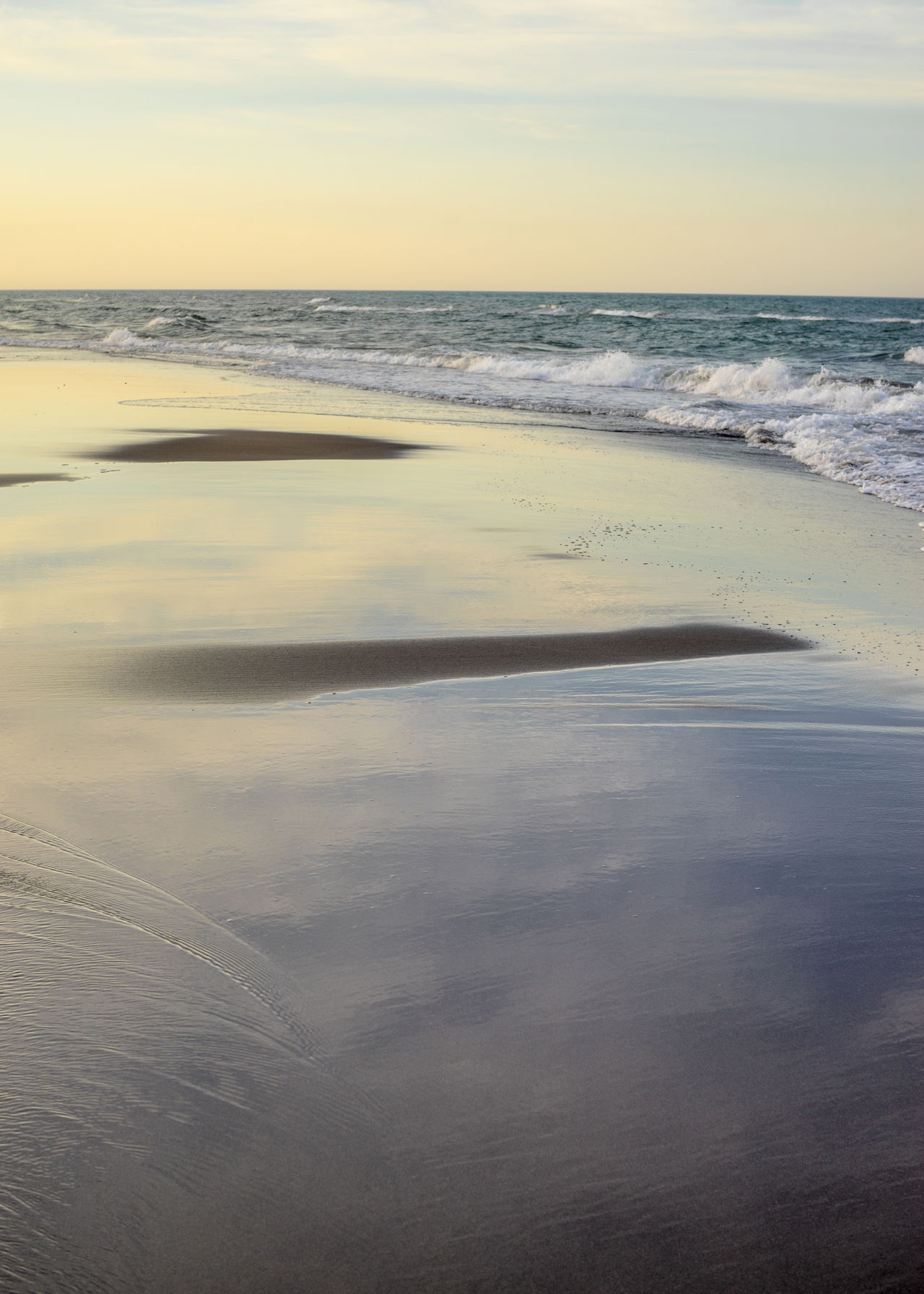 Beach Beach Life Beach Photography Beauty In Nature Day Horizon Over Water Landscape_Collection Landscape_photography Nature Nature Photography Nature_collection No People Outdoors Scenics Sea Sky Sunset Tranquil Scene Tranquility Water Wave Waves, Ocean, Nature Neighborhood Map