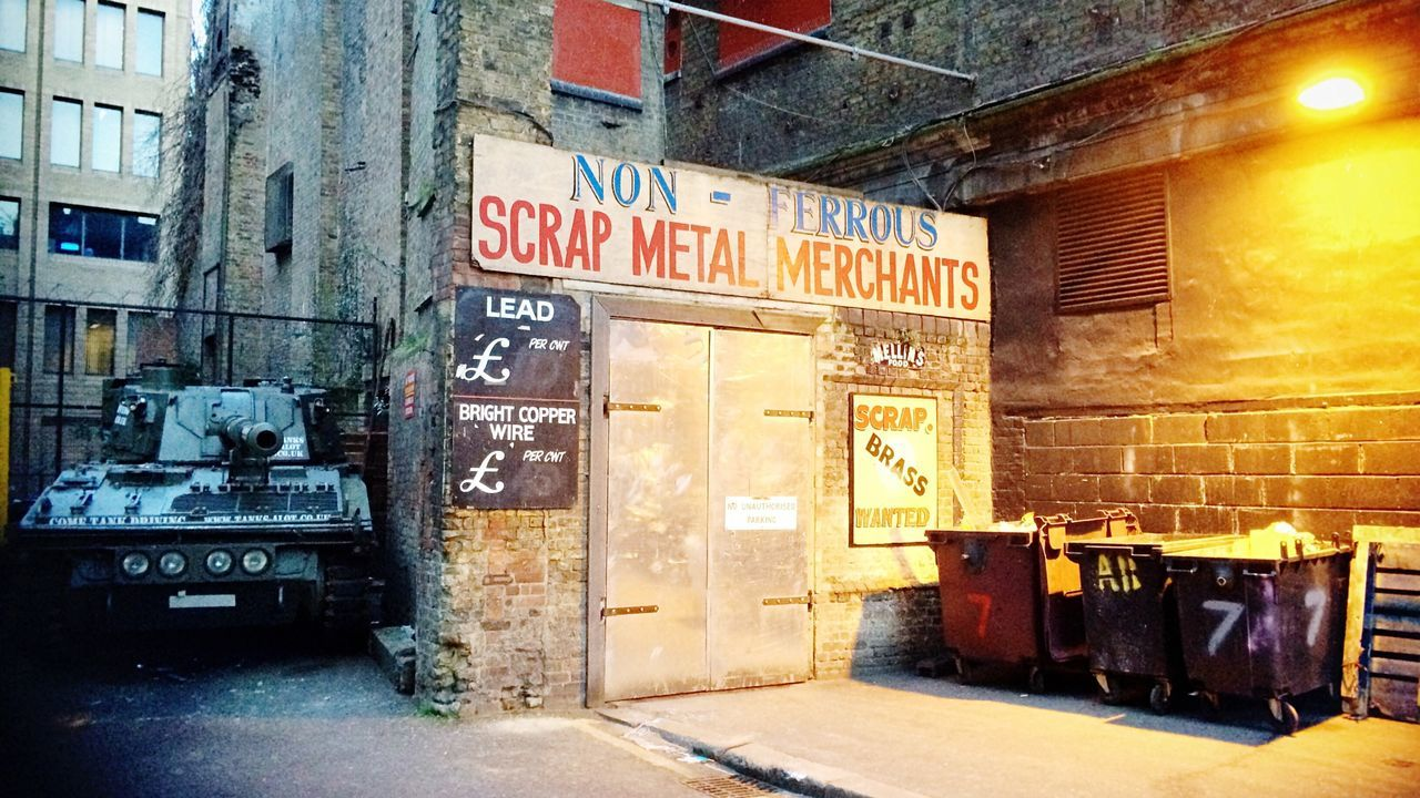 War In The City Filling Up The Tank Scrap Urban Assemblies Lerone-frames You Won't Believe This Industrial Archaeology Patina Modern Streetphoto_color Ekphrasis Und Alltag Wrinkles Of The City  Adventures Beyond The Ultraworld Weapon Of Choice Right To Bear Arms
