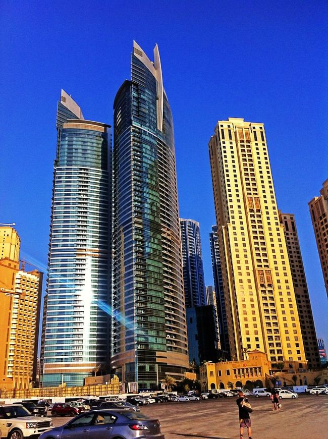 GetYourGuide Cityscapes