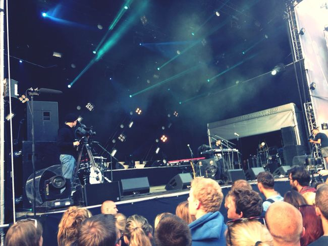 Chet Faker Positivus Musicfestival Traveling