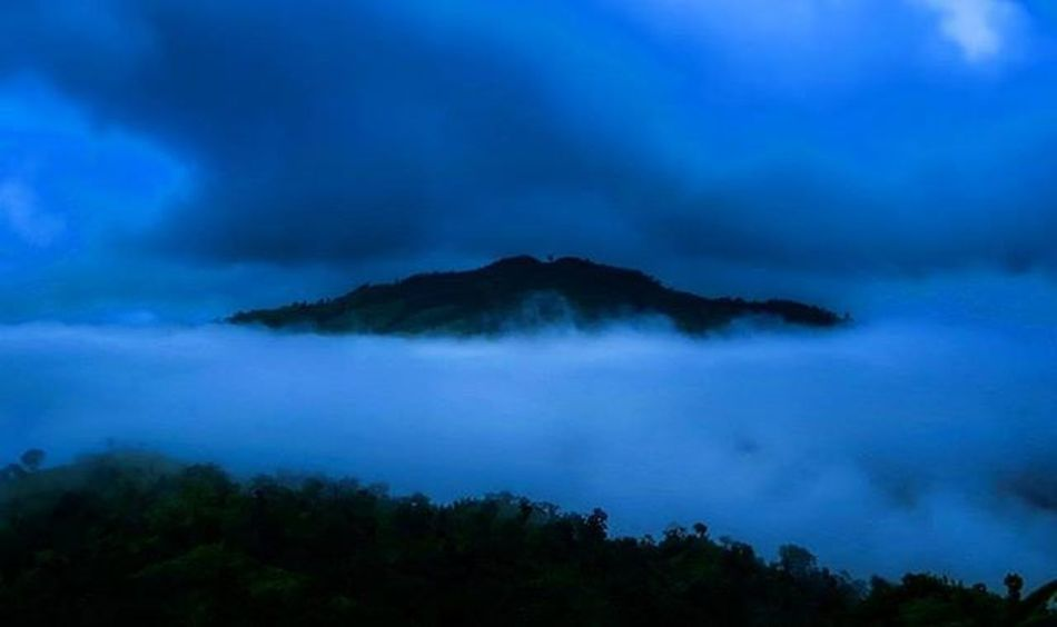 ... a tear and a smile. Tinmukh/tinmatha Pillar Peak during rainy season. Located on Belaichori , Rangamati Bangladesh , one of the Highest peaks of the country is a part of Reng Tlang Range . The pic is taken from a nearby peak after Summiting Tinmukh. Travel Travelpic Mountain Clouds Rain Explore Naturalbangladesh Nature Instapic Travelstory Life Desire Hope Tear ExploreBangladesh TravelBangladesh Ig_bangladesh Love_for_bangladesh lonetraveller instatravel landscape sky visitbangladesh