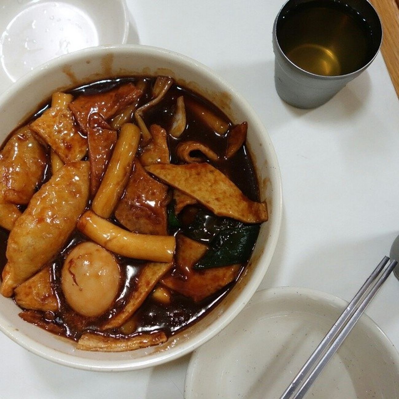 아........????? 원조짜장떡볶이 장충초등학교 정문앞 청구맛집