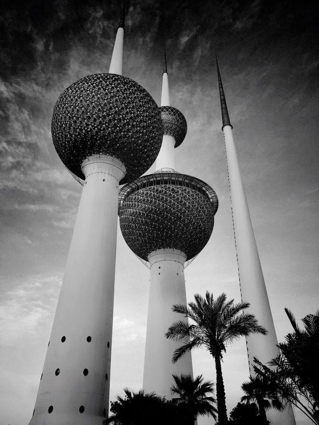 The Architect - 2016 EyeEm Awards Kuwait Towers Kuwait